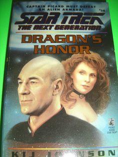 Dragons Honor STAR TREK