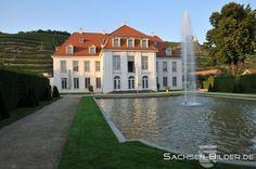 Schloss Wackerbarth, Sachsen
