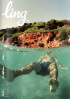 Ling magazine cover