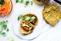 Zucchini Tortillas Recipe