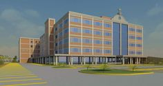 Honduras: Hospital católico atenderá la salud de los más pobres   El enfoque del centro asistencial será de servicio, investigación y enseñanza. Los ingenieros mostraron los planos del hospital.