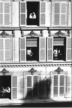 Edouard Boubat, Paris, 1968