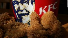 KFC ran out of ... chicken   KFC ran out of ... chicken CNN's Richard Quest explains KFC's chicken delivery problem that temporarily closed hundreds of stores and how something so critical to the business went wrong.