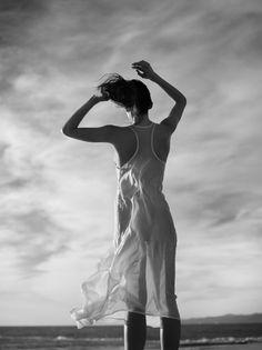 Elise Crombez by Annemarieke Van Drimmelen for The Last Magazine April 2015