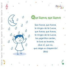 Spanish Lessons For Kids, Preschool Spanish, Preschool Songs, Spanish Activities, Preschool At Home, Songs For Toddlers, Kids Songs, Spanish Teacher, Teaching Spanish