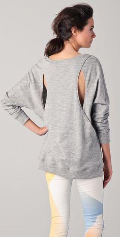 Rag & Bone/JEAN Sibella Sweatshirt_I love theses Jeans