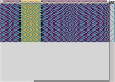 Ravelry: PadreWayne's Autumn Scarf Peacock variation, 60 scarves 60 years/ 4H
