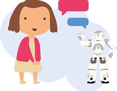 Elias Robot - Bring fun to the classroom Classroom Language, Robots, Bring It On, Learning, Fun, Fictional Characters, Robot, Studying, Teaching