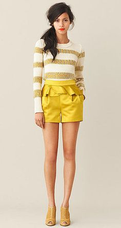Pictures of J.Crew 2011 Spring Collection