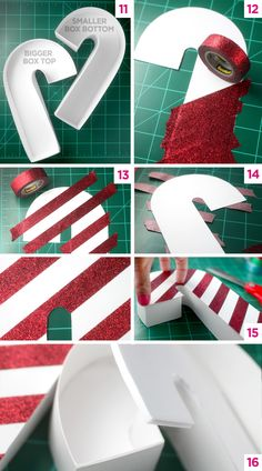 Make your own candy-cane shaped treat box on the blog today - a fun partnership with @ScotchProducts. Plus, you can enter the Scotch® Most Gifted Wrapper™ Contest for the opportunity to win up to $10,000 in prizes! #ad #MGWContest