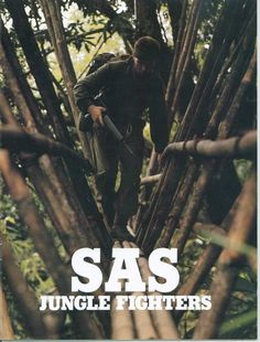 In 1963, 22 SAS was sent to Borneo under the overall local command of Major General Walter Walker.