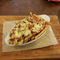 Aburi baked cheese fries #foodporn #aburi #bakedcheese #cheesefries #thirtysixcafe #medan #instafood by jessewinsukijung