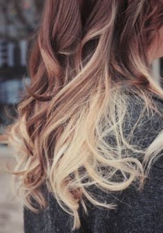 ombre... I want this!!!!