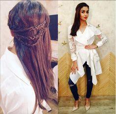 Promotion Diaries: Alia Bhatt's Shandaar Style - Yahoo Style India