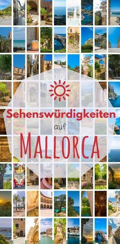 Day trip to Mallorca. You are flying to Majorca and are still looking for travel tips for a perfect holiday? I'll give you tips for day trips on the island: Palma, Santanyi, Cap de Formentor, Soll Petra, Europe Destinations, Holiday Destinations, World Days, Travel Tags, Excursion, Balearic Islands, Travel Articles, Blog Voyage
