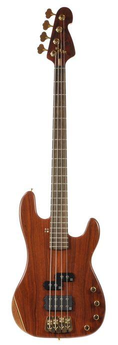 SANDBERG VM4 Bass Cocobolo Top | Chicago Music Exchange If I could play guitar...this would be the one.