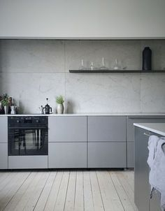 Design Aspects to Consider in Contemporary Kitchen Renovation Kitchen Remodel Ideas Aspects Contemporary Design Kitchen Renovation Best Kitchen Designs, Modern Kitchen Design, Interior Design Kitchen, Kitchen Decor, Kitchen Ideas, Zen Kitchen, Modern Grey Kitchen, Kitchen 2016, Kitchen Time