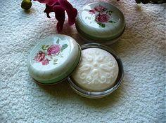 luxusné mydlo s vôňou exotických kvetov