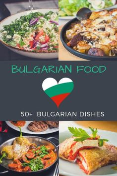 Traditional Bulgarian Food: Dishes To Try – Velislava Nikolova – macedonian food Bulgarian Desserts, Bulgarian Recipes, Turkish Recipes, Ethnic Recipes, Bulgaria Food, Food From Different Countries, Macedonian Food, Cooking Recipes, Healthy Recipes