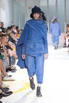 [No.31/42] Yohji Yamamoto 2015春夏コレクション   Fashionsnap.com