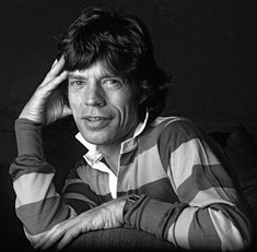 Mick Jagger, Photo by Clive Arrowsmith | mature | rockstar | rolling stones…