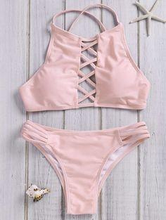 12 Bikinis lace up que mi puerquecito quiere usar