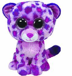 Amazon.com  Ty Beanie Boos Glamour Leopard Plush ee8e4f698da7