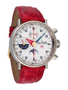 Alain Silberstein Classic Krono 2 Watch