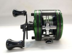 Used old Garcia reel. Gifts For Father, Gifts For Husband, John Boats, Bass Lures, Largemouth Bass, Rod And Reel, Fishing Life, Fishing Accessories, Red Fish