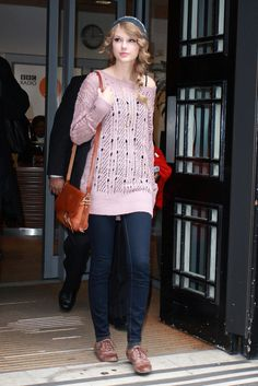 The 20 Totally Rare Times We Saw Taylor Swift in Jeans