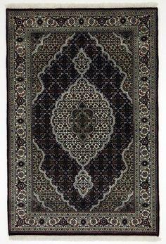 Tabriz  Handgeknüpft Teppich 188 x 126 cm  Rug Tapis tapete oriental