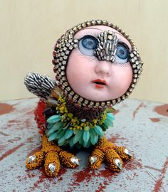 Louie by Betsy Youngquist by betsyyoungquist on Etsy