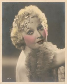 Thelma Todd signed photo