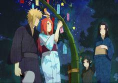 naruto manga with Minato Team 7 | ... » naruto (et narusasu ou autre couple) » minato-fugaku-2171385809