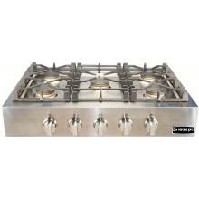 3b4c63d197c Verona Pro VECTGP365SS 36-Inch Professional Propane Gas Cooktop - Stainless  Steel