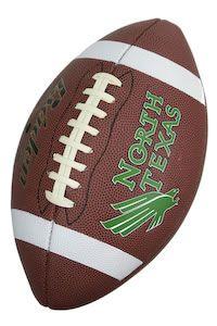UNT/UT Fall 2014. Should be fun!!!  Official Size North Texas Football : U.N.T. Bookstore : www.untb.bkstr.com