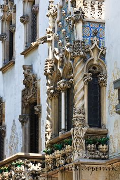 Casa Macaya, Barcelona Art Nouveau