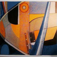 Tiza pastel sobre papel EN RED Tinta sobre papel Www.facebook.com\A mas arte mas parte #art #argentina_ig #arte #modernart #artist #decorcriative #design_art #modernism #gallery #painting #contemporary #color #red #modern #artvillage #artlover #dubaigallery #argentina #popyacolour #expressionism #artistic #pencil #pens #Pen