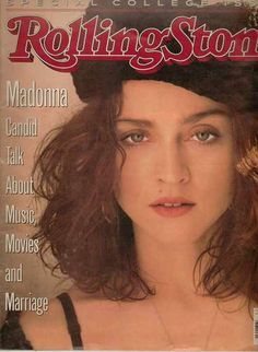 Madonna. Rolling Stone.