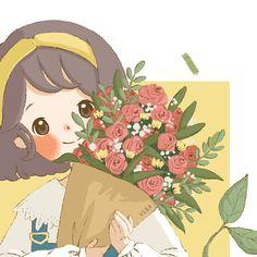 Catinflowerpot Nice To Meet, Meet You, Let It Be, Dumpling Festival, Dragon Boat Festival, Anime, Art, Art Background, Kunst
