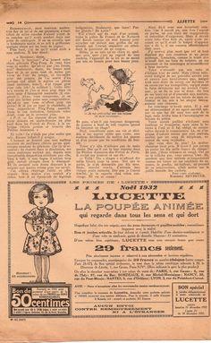 Magazine Lisette