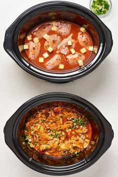 The 20 Easiest Crock Pot Chicken Dinners We Know