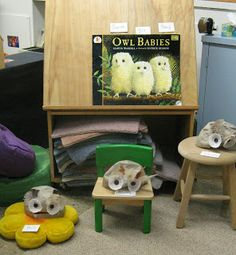 StrongStart: Owl Babies Reenactment