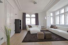 Bright interior by GORDON DESIGN    Luxury interior in the center of Prague, Czech republic.