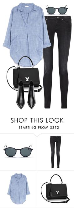 Untitled #2895 by charline-cote on Polyvore featuring moda, CP Shades, Acne Studios and Ray-Ban