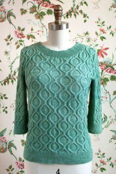 NobleKnits.com - Manos Serena Calida Pullover Knitting Pattern 2015A, $6.95 (http://www.nobleknits.com/manos-serena-calida-pullover-knitting-pattern-2015a/?utm_source=NobleKnits Yarn Shop