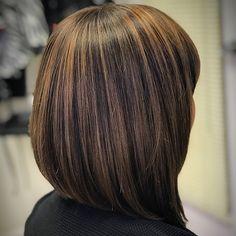 My beautiful latin beauty trusted me to cut all her hair off today. Thank you Doll! #lobhaircut #lob #haircut #haircolor #fallhaircolor #shineyhair #smoothhair #lobhairstyle #schwarzkopf #schwarzkopfpro #schwarzkopfprofessional #skpsocialcrush #chocolatehair #igoraroyal #vibrance #imbeauty #indra @schwarzkopfusa @behindthechair_com @cosmoprofbeauty @rosmamich