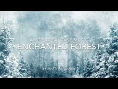 This video contains over one hour / 1 hour of ambient fantasy music - tranquil atmospheric ambience that takes you to the magical elven forest where even dur...