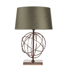 Richard Taylor Designs - Table Lamps - Metal - 6 rear bed