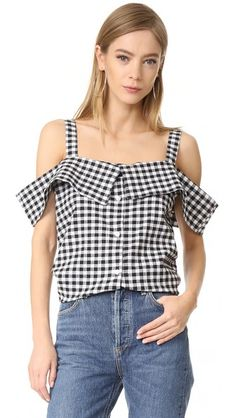 Clu Off Shoulder Shirt